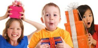 Uşağın 1 yaşında hədiyyə