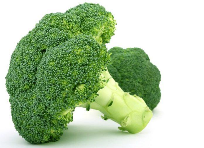 Brokoli ilə Kartof püresi