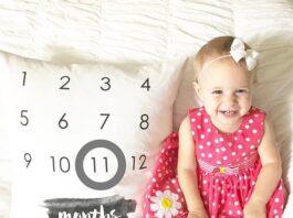 11 aylıq körpənin inkişafı