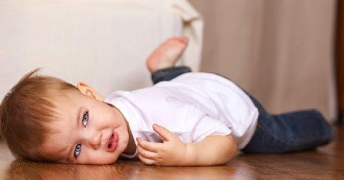 Uşaqlarda 2 yaş sindromu